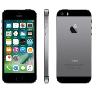 APPLE IPHONE 5S 16GB SPACE GRA ME432IPA