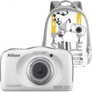 Nikon-COOLPIX-W100-Mochila-Branco