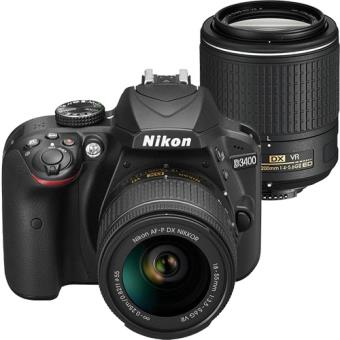 Nikon-D3400-AF-P-DX-18-55mm-f-3-5-5-6G-VR-F-S-DX-NIKKOR-55-200mm-f-4-5-6G-ED-VR-II