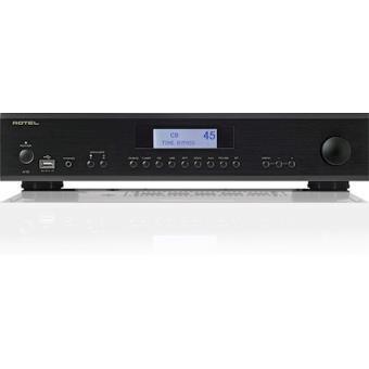 Rotel-A12-Preto-amplificador-de-audio
