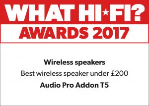 what_hifi_award_BB_WirlessSpeakers_Audio_Pro_Addon_T5