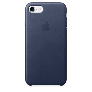 APPLE IPHONE 7 LEATHER CA BLUE MMY32ZMA