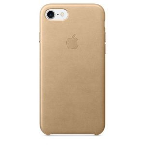 APPLE IPHONE 7 LEATHER CAS TAN MMY72ZMA