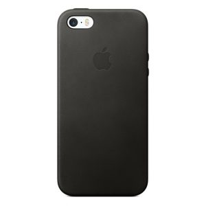 APPLE IPHONE SE LEATHER BLACK MMHH2ZMA