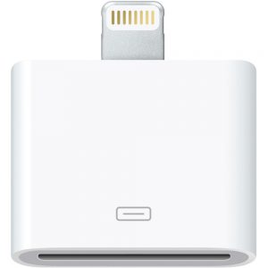 APPLE LIGHTNING TO 30-PIN ADAP MD823ZMA