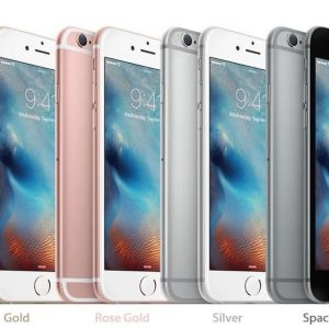 iPhone 6s Plus Gold, Rose Gold, Silver and Space Gray