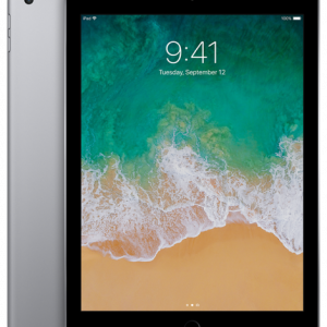 iPad Space Gray