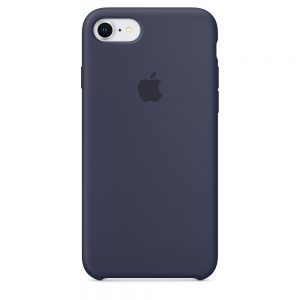iPhone 8 Silicone Case Midnight Blue
