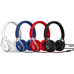 Beats EP White, Blue, Red and Black