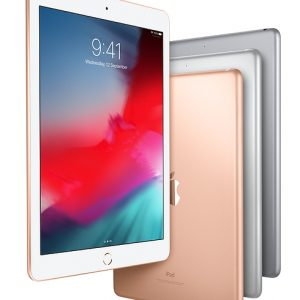 iPad (6th generation) Gold, Silver and Space Gray