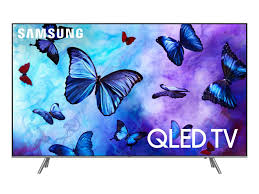65'' Q6F 4K Smart QLED TV 2018