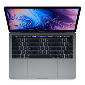 MacBook Pro 13 Touch Bar e Touch ID Space Gray