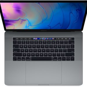 MacBook Pro 15 Touch Bar e Touch ID Space Gray