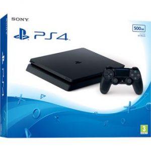 Consola-Sony-PS4-Slim-500GB-Preta