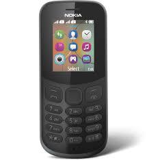 NOKIA 130 DUAL SIM BLACK TA-1017