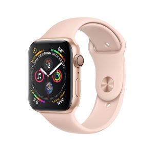 Watch Series 4 44mm Gold Sport Band