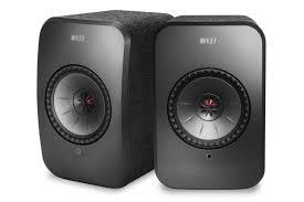 KEF WIRELESS MUSIC SYSTEM LSX BLACK