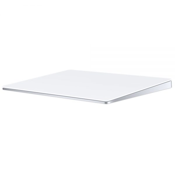 Magic Trackpad 2 Silver diagonal