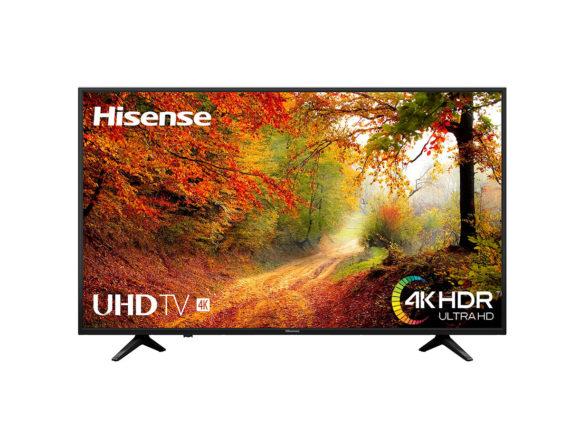 HISENSE LED 4K SMART TV H65A6100