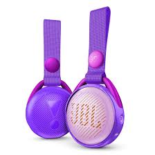 JBL PORTABLE BLUETOOTH SPEAKER JR POP purple