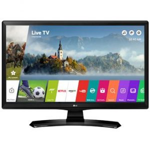 LG LED HD SMART TV + MONITOR 28MT49S-PZ