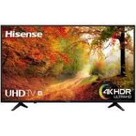 HISENSE LED 4K SMART TV H50A6140