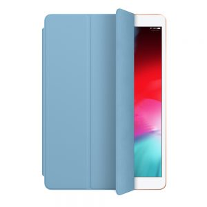 iPad Air Smart Cover Cornflower (flipped)