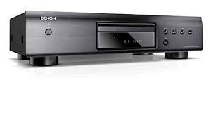 DENON COMPACT DISC PLAYER DCD-520AE BLACK