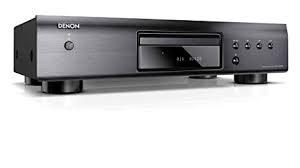 DENON COMPACT DISC PLAYER DCD-520AE BLACK