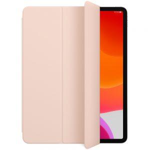 iPad Pro 12.9 (3rd generation) Smart Folio Pink Sand (flipped)