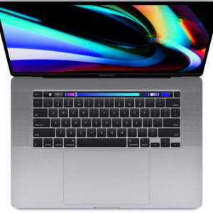 MacBook Pro 16 Space Gray
