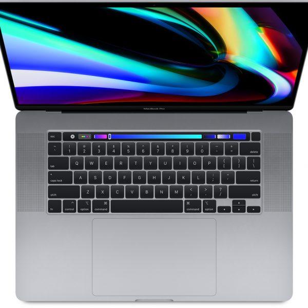 MacBook Pro 16 Space Gray