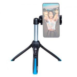 BENRO BK15 Mini Tripod & Selfie Stick With Remote