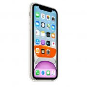 iPhone 11 Clear Case (iPhone 11 White front)