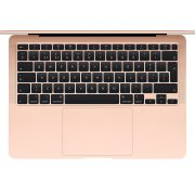 MacBook Air Gold (keyboard)
