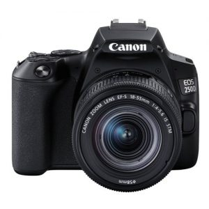 Canon 250D + 18-55mm IS STM