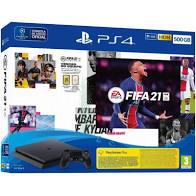 Consola ps4 slim 500gb + fifa 21