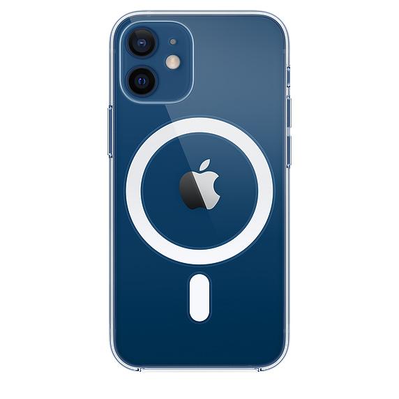 Capa transparente com MagSafe para iPhone 12 mini