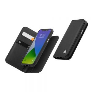 Moshi Overture Case iPhone 12/12 Pro Jet Black