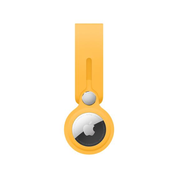 Apple Loop para AirTag - Amarelo girassol